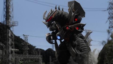 超咆哮獣 ビクトルギエル