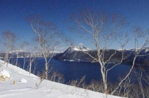 摩周湖 2015年冬