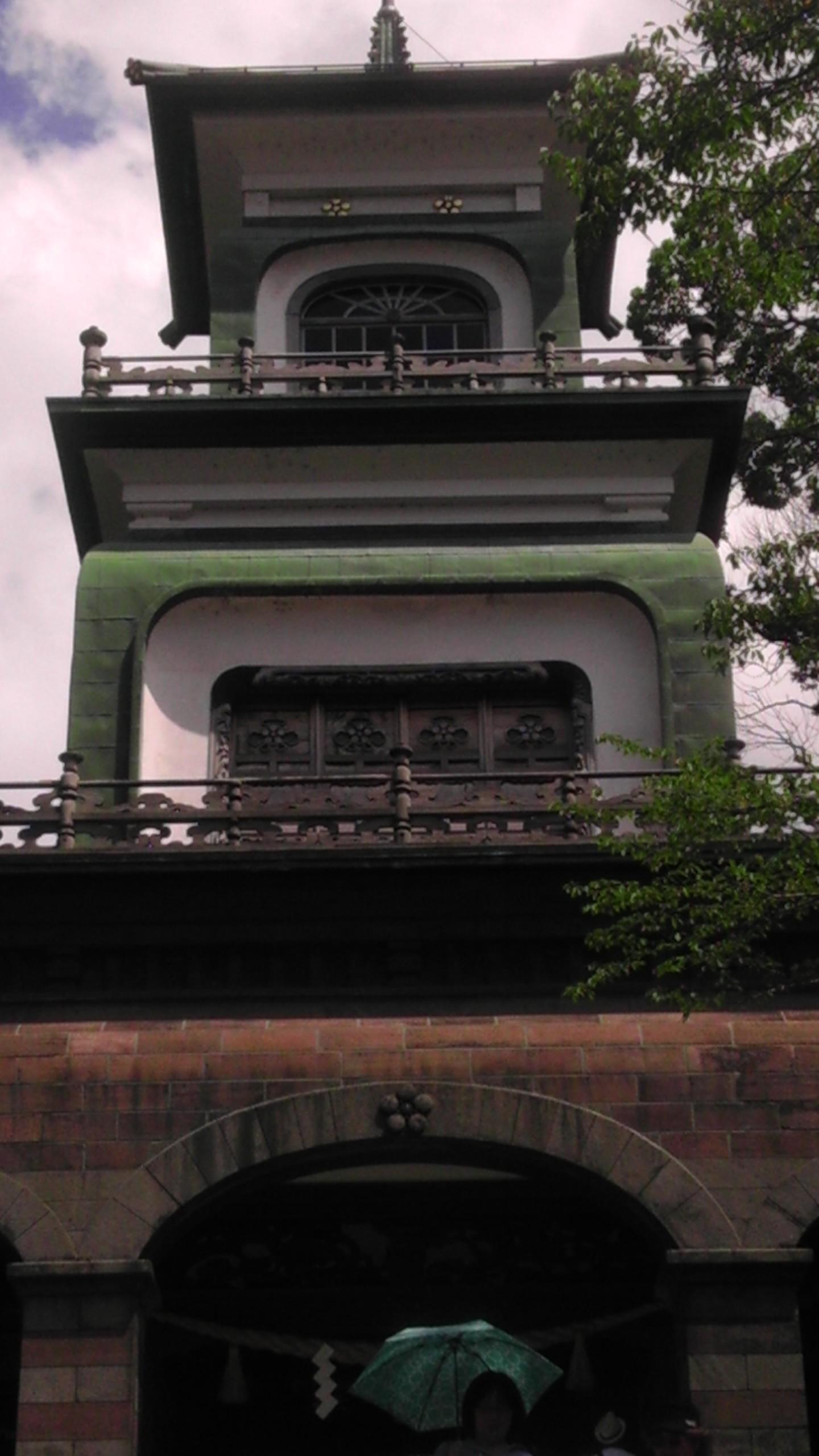 20150814 金沢街宣 寺4