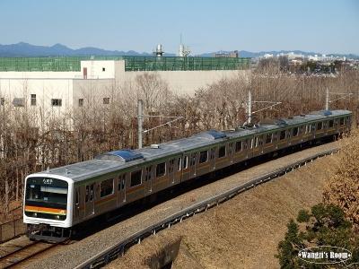 八高線976E