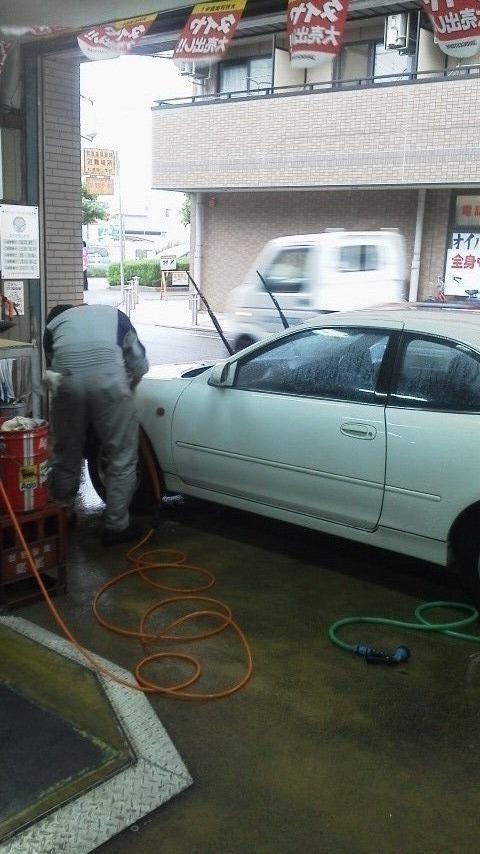 洗車ワックス