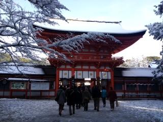元旦2015下賀神社