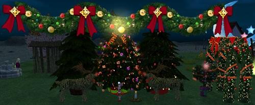 イルミネーション クリスマス 農場 4