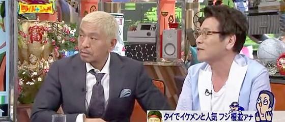 ワイドナショー画像 松本人志 ピーコ 榎並大二郎アナをよく知るピーコが「イケメンに似合わず行動が変な子」 2015年8月16日