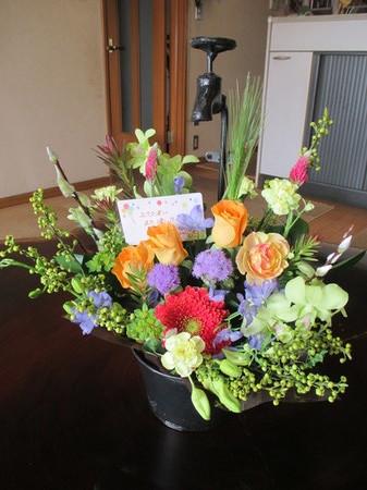 ユウタのお花屋さん、ありがとうございます。