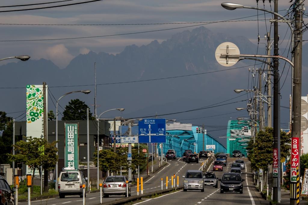 富山空港H27_8_12
