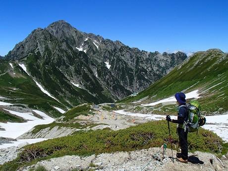 プロフィール剱岳