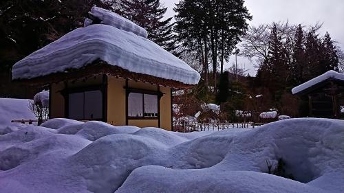 松尾寺の庭