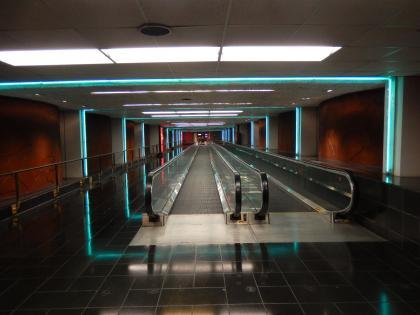 SFO+HNL2015.7サンフランシスコ空港