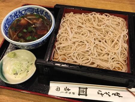 日本橋蕎麦