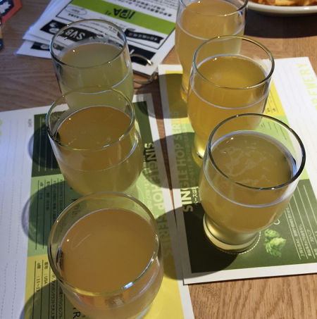 代官山ききビール1