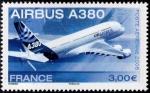 フランス・エアバスA380