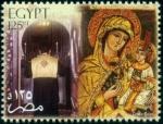 エジプト・カイロのコプト地区