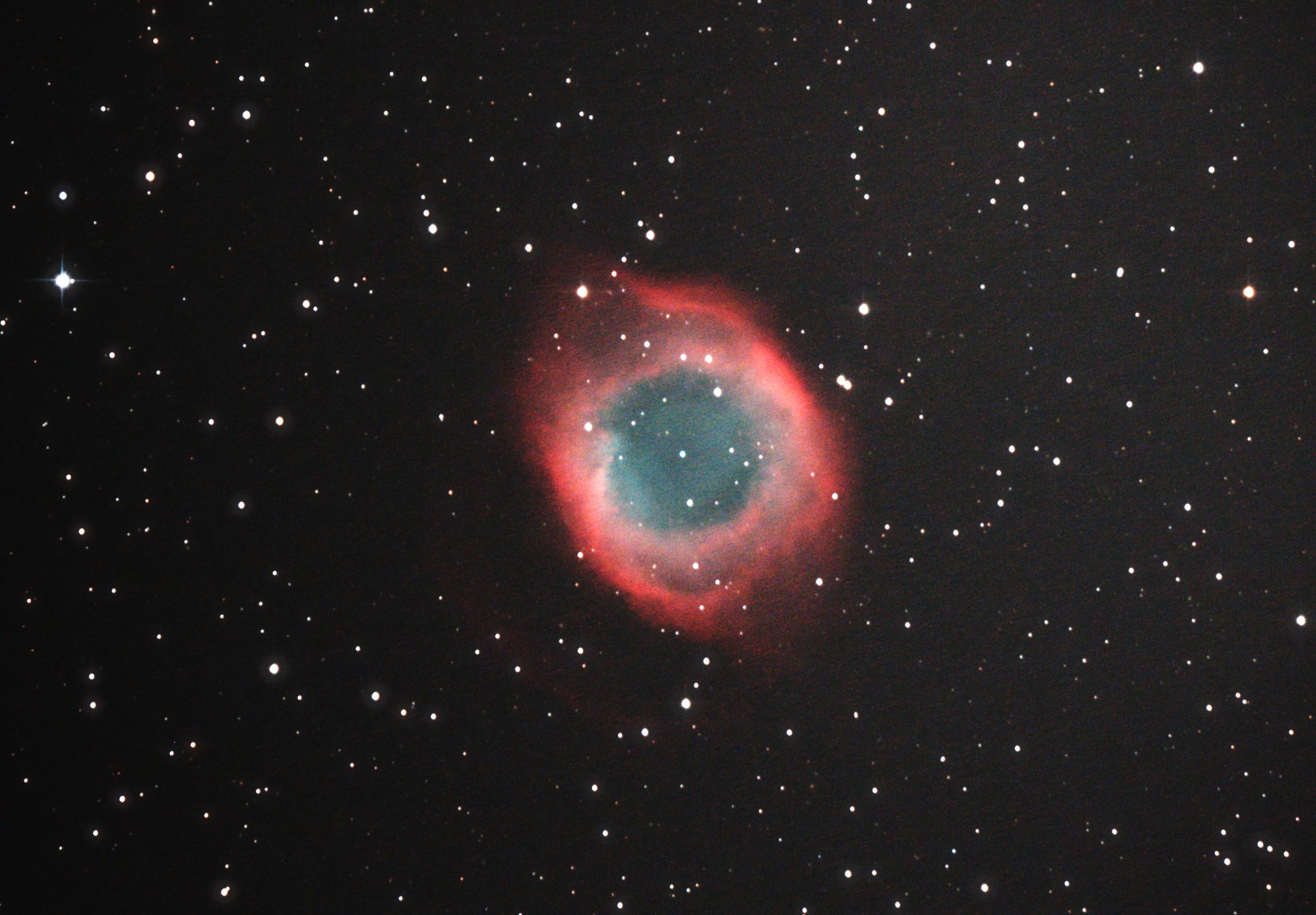 NGC7293らせん星雲20150810