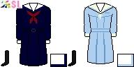 日本初のセーラー制服(平安高等女学校)