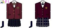 日テレドラマ「学校のカイダン」明蘭学園高校の制服が、TBSドラマ「花より男子」の英徳学園と似ていると話題比較