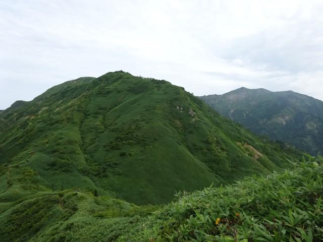 8月11日 二ノ峰