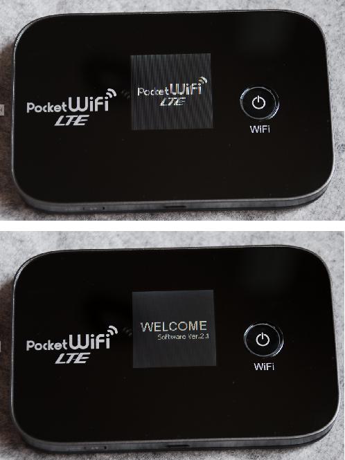 ポケットWi-Fi4