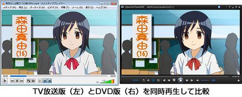 アニメ『森田さんは無口』の豆知識