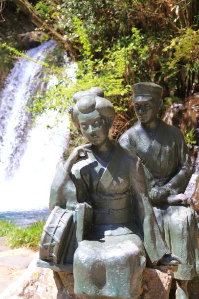 春の旅行 河津七滝201800049509