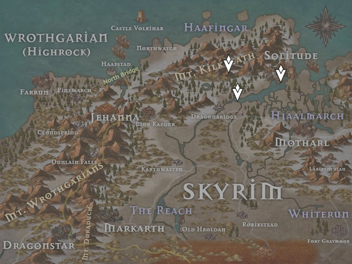 Highrock-Skyrim-Map 3