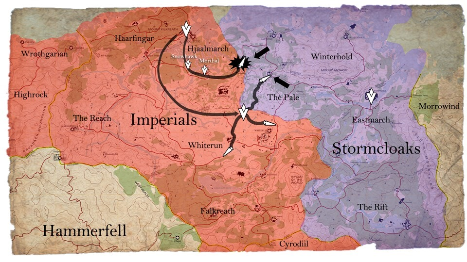 Region Route
