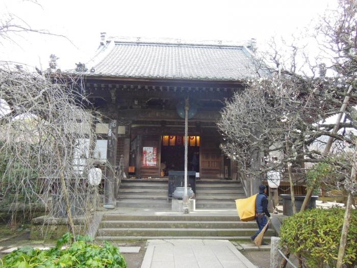 極楽寺・本堂