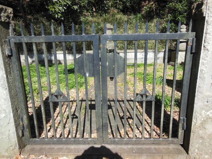 金沢実時墓