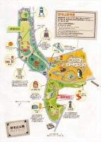 野毛山公園map