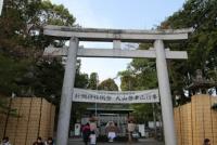 4/7 針綱神社  犬山