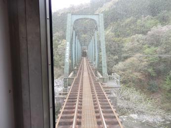 4/7 樽見鉄道 鉄橋