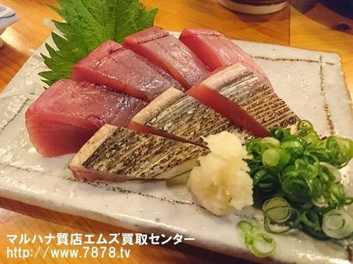 初ガツオ2018 豊橋宝石買取マルハナ質店