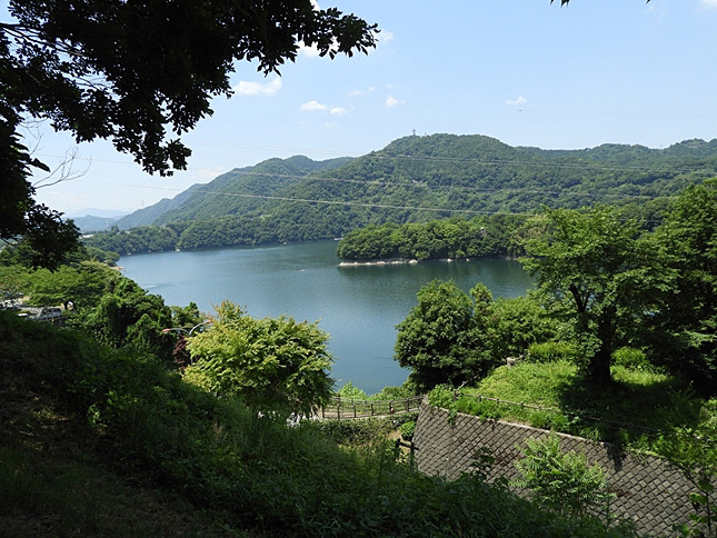 n 津久井湖展望台