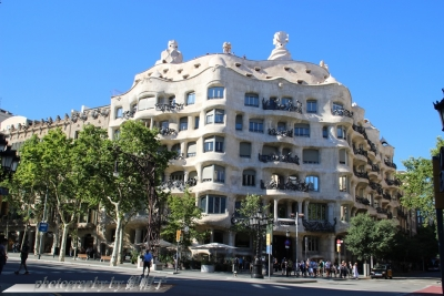 201706Barcelona-Casa Milá