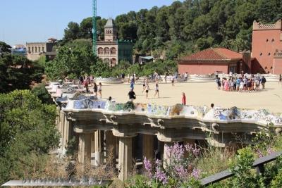 201706Barcelona-Parque Güell