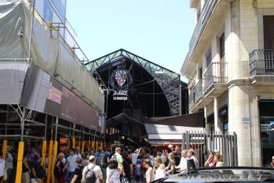 201706Barcelona-Rambla-Sant Josep
