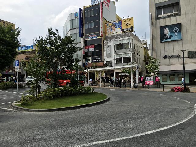 雲が厚く垂れ込める東京2@2018年4月24日 by占いとか魔術とか所蔵画像