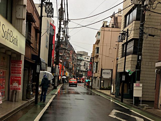 雷雨の東京@2018年5月10日 by占いとか魔術とか所蔵画像
