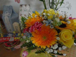 スーのお花