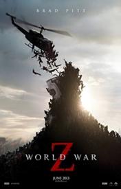 『ワールド・ウォー Z』 (2013/アメリカ) ※原作&映画版ネタバレ全開でいきます