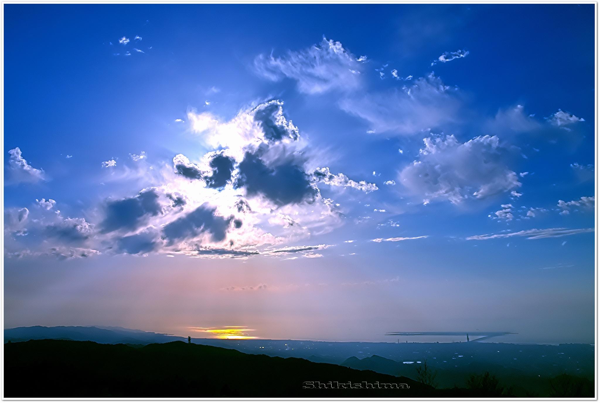 赤影参上!」 雲景