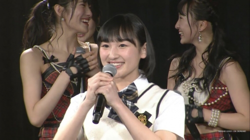 NMB48 ドラフト3期生 04 溝渕麻莉亜