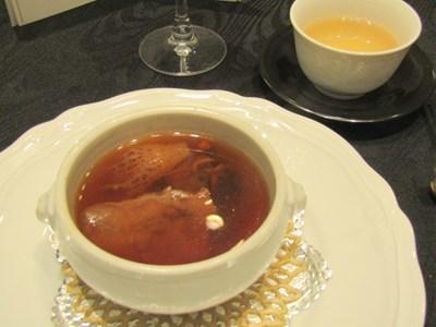 s-国産高級干し鮑と乾物スープ