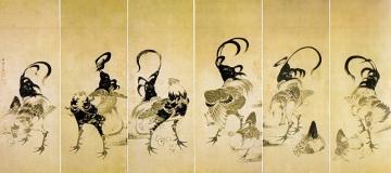 若冲、日本の名作
