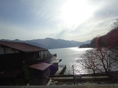 竜頭の滝 中禅寺湖 華厳の滝