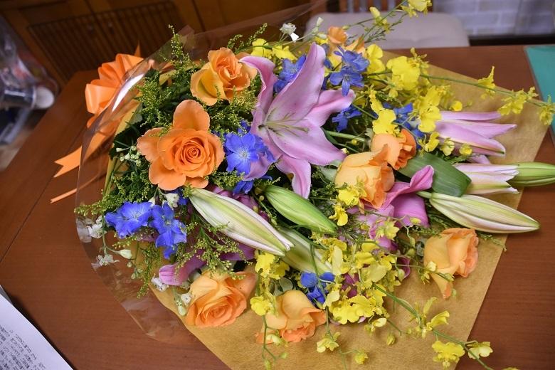 100 お花
