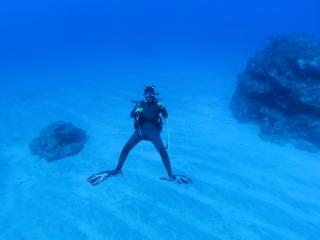 8海中浮遊