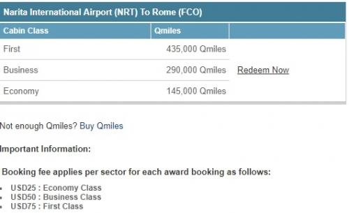 カタール航空のプリビレッジクラブが大幅な改悪