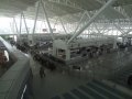 穏やかな福岡空港