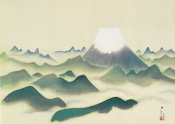 霊峰十趣・山